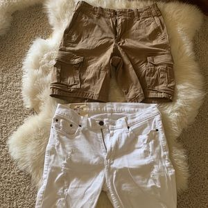 3 Pair of Young Men's Shorts